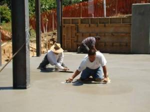 Weinstein Construction provides concrete solutions.
