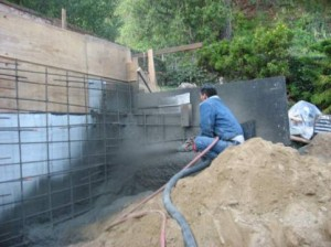 shotcrete contractor
