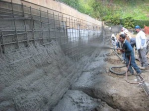 hillside drainage