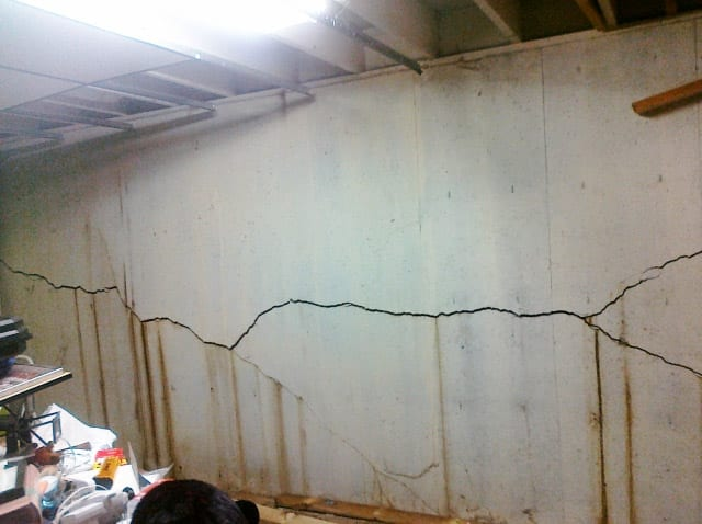 Home Foundation Crack Repair Cost