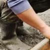 Concrete slab foundation for homes