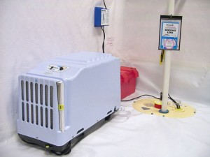 crawl space protection sump pump