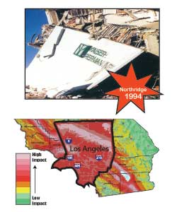 The '94 Northridge Earthquake caused a lot of damage throughout Southern California. Is your house ready for the next major quake? Contact Weinstein Construction for a free Foundation Inspection for all homes in the greater Los Angeles area.