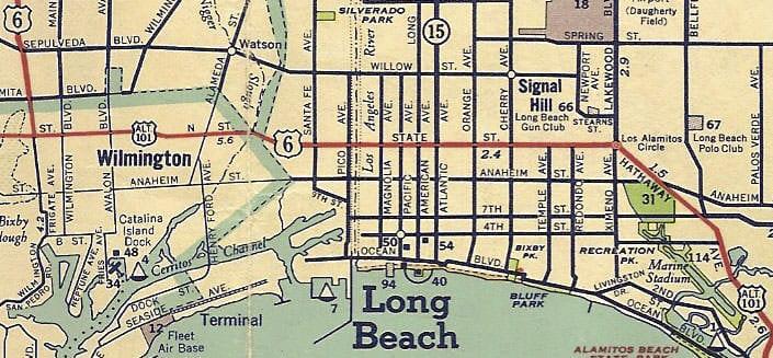 Long Beach Earthquake May