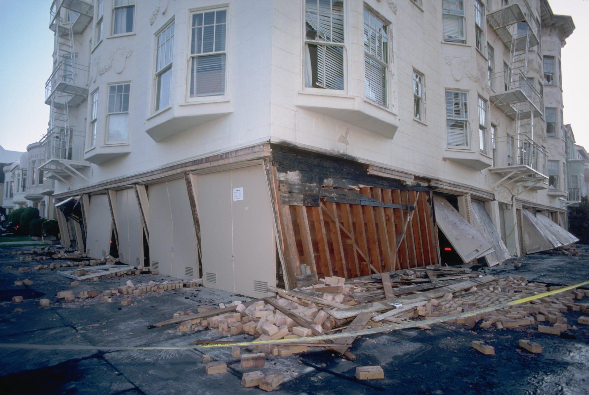 soft story earthquake retrofitting